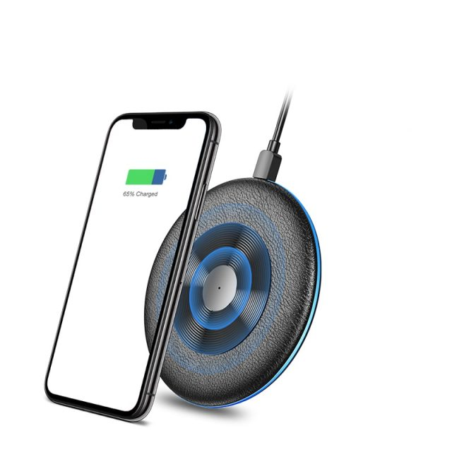 Qi Wireless Charger 5W/10W Suntaiho phone charger wireless Fast Charging Dock Cradle Charger for iphone samsung xiaomi huawei P3-in Wireless Chargers from Cellphones & Telecommunications on Aliexp