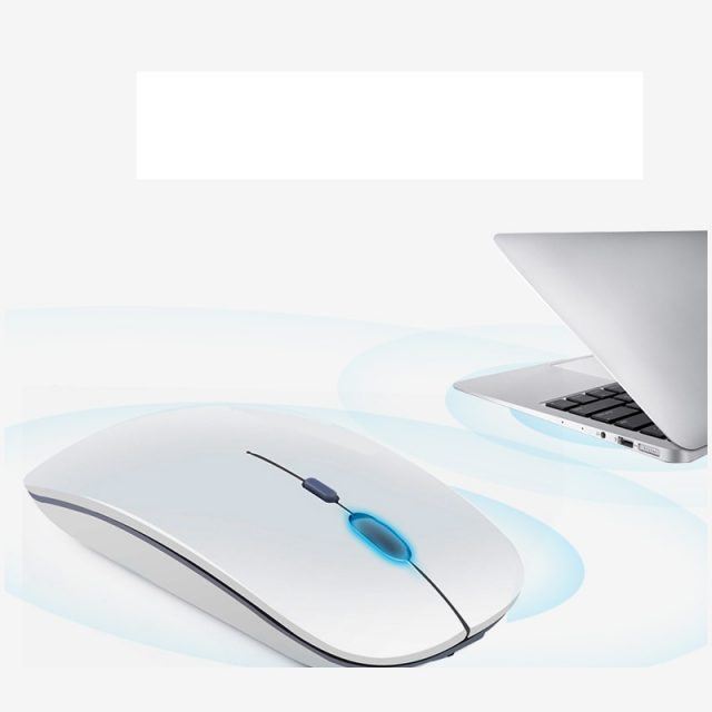 Wireless Mouse Computer Bluetooth Mouse Silent PC Mause Rechargeable Ergonomic Mouse 2.4Ghz USB Optical Mice For Laptop PC-in Mice from Computer & Office on Aliexpress.com | Alibaba Group