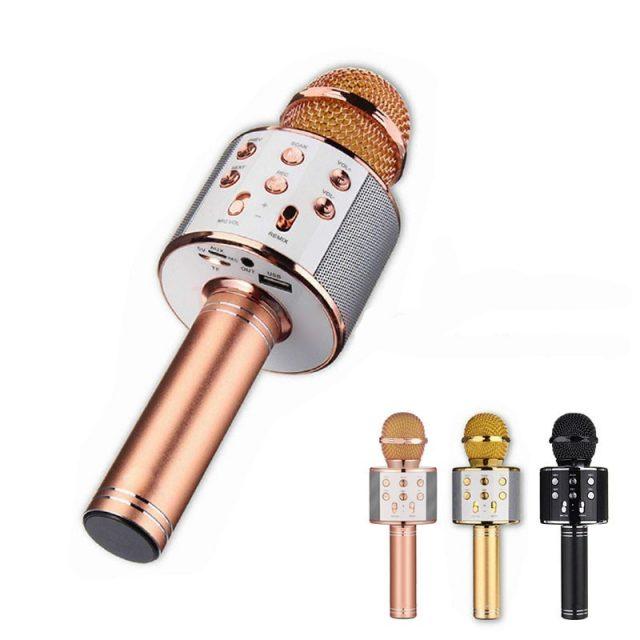 Bluetooth Wireless Handheld Microphone