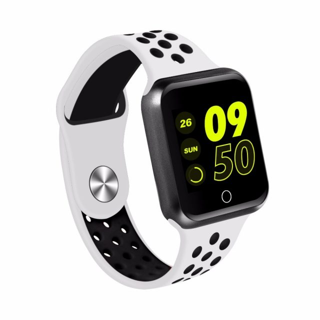 ZGPAX S226 smart watches watch IP67 Waterproof 15 days long standby Heart rate Blood pressure Smartwatch Support IOS Android-in Smart Watches from Consumer Electronics on Aliexpress.com | Alibaba Grou