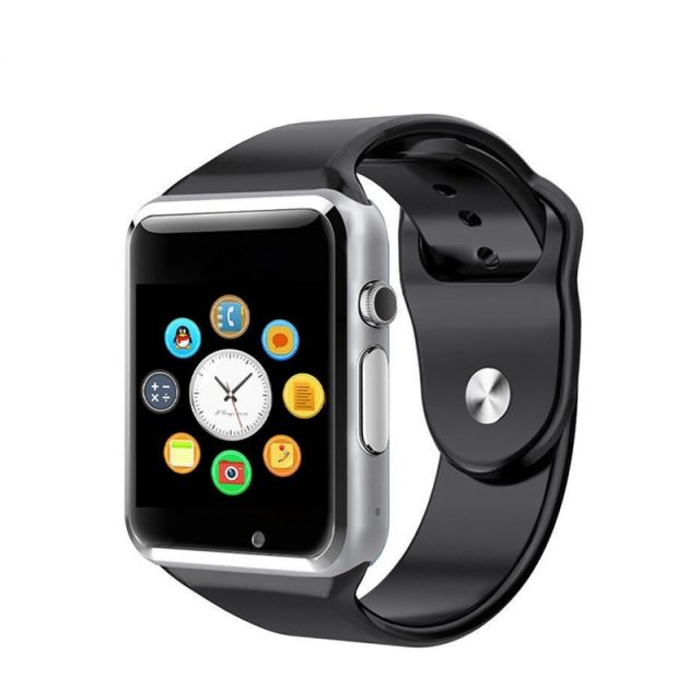NO BORDERS A1 WristWatch Bluetooth Smart Watch Sport Pedometer With SIM Camera Smartwatch for Android HUAWEI not GT08 DZ09-in Smart Watches from Consumer Electronics on Aliexpress.com | Alibaba Group
