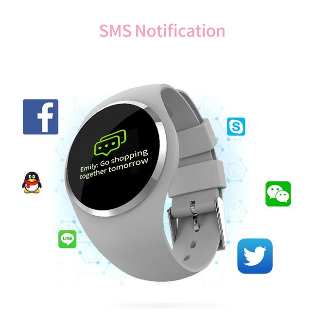SCOMAS 2019 Upgrade Fashion Smart Watch HR Blood Pressure Monitor Women Physiological Reminder Smartwatch For Android IOS-in Smart Watches from Consumer Electronics on Aliexpress.com | Alibaba Group